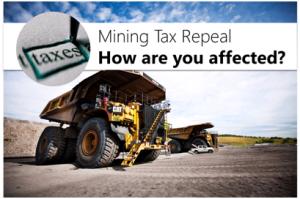 mining tax