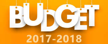 2017-2018 fed budget