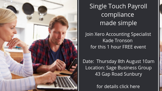 Single Touch Payroll compliance made easy